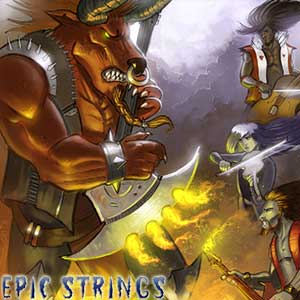 RPG Maker MV Epic Strings