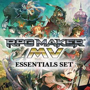 RPG Maker MV Essentials Set