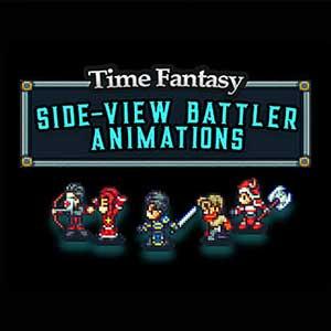 RPG Maker MV Time Fantasy Side-View Animated Battlers