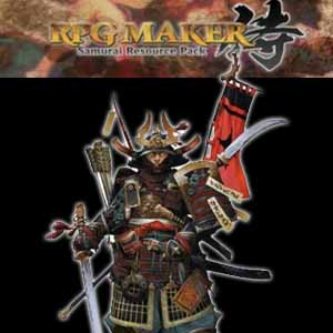 Acheter RPG Maker Samurai Resource Pack Clé Cd Comparateur Prix