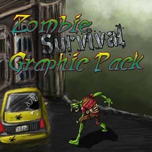 RPG Maker Zombie Survival Graphic Pack