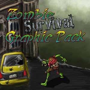Acheter RPG Maker Zombie Survival Graphic Pack Clé Cd Comparateur Prix