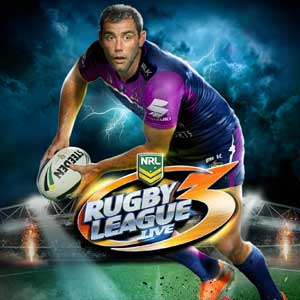 Telecharger Rugby League Live 3 PS3 code Comparateur Prix