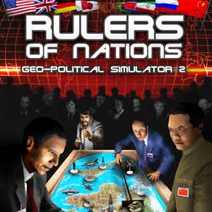 Acheter Rulers of Nations Geo-Political Simulator 2 Clé Cd Comparateur Prix