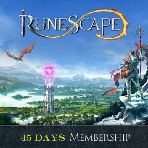 Runescape 45 Jours