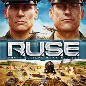 Acheter RUSE Xbox 360 Code Comparateur Prix
