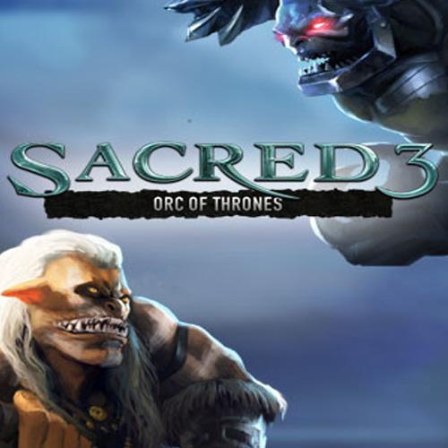 Acheter Sacred 3 Orc of Thrones Clé Cd Comparateur Prix