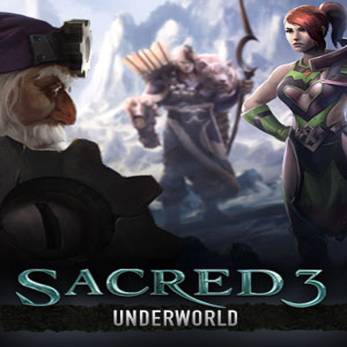 Acheter Sacred 3 Underworld Story Clé Cd Comparateur Prix