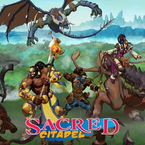 Acheter Sacred Citadel clé CD Comparateur Prix
