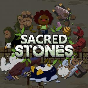 Acheter Sacred Stones Clé CD Comparateur Prix