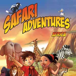 Acheter Safari Adventures Clé Cd Comparateur Prix