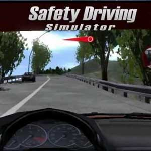 Safety Driving Simulator Car