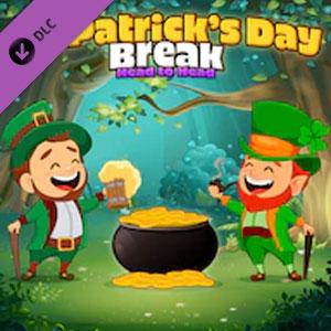 Saint Patricks Day Break Head to Head Avatar Full Game Bundle