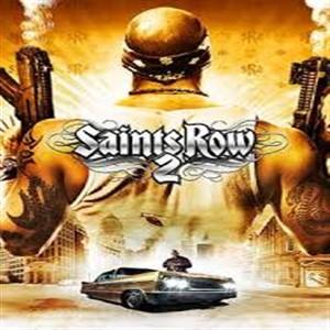 Acheter Saints Row 2 Xbox Series Comparateur Prix