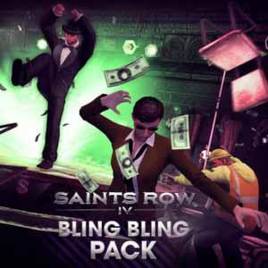 Acheter Saints Row 4 Bling Bling Pack Clé Cd Comparateur Prix