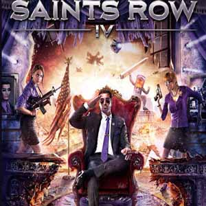 Telecharger Saints Row 4 PS3 code Comparateur Prix
