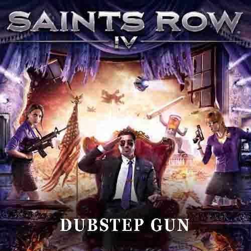 Saints Row 4 Dubstep Gun