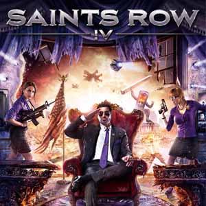 Saints Row 4 Family Jewels
