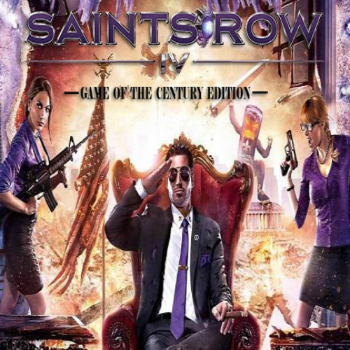 Acheter Saints Row 4 Game Of The Century Clé Cd Comparateur Prix