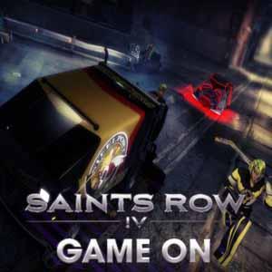 Acheter Saints Row 4 Game On Pack Clé Cd Comparateur Prix