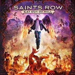 Acheter Saints Row 4 Gat out of Hell Xbox 360 Code Comparateur Prix