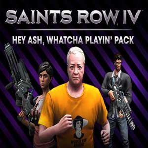 Acheter Saints Row 4 Hey Ash Whatcha Playin Pack Clé Cd Comparateur Prix