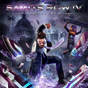 Acheter Saints Row 4 Re-Elected Xbox One Code Comparateur Prix