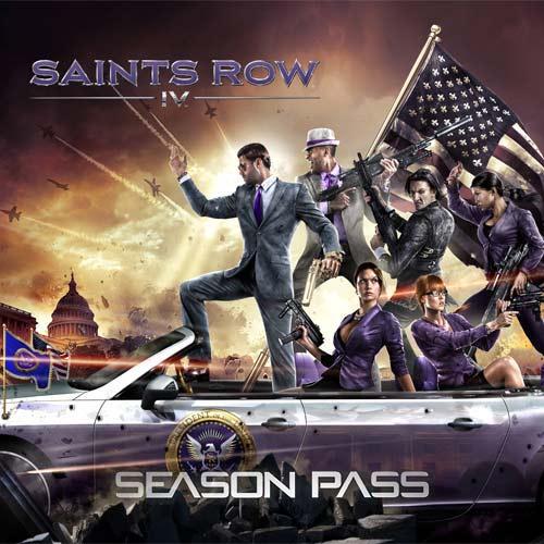 Acheter Saints Row 4 Season Pass clé CD Comparateur Prix