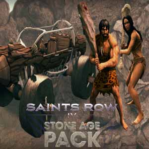 Saints Row 4 Stone Age Pack