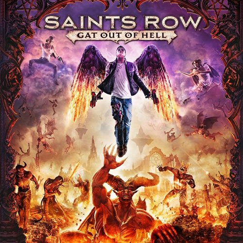 Telecharger Saints Row Gat Out of Hell PS3 code Comparateur Prix