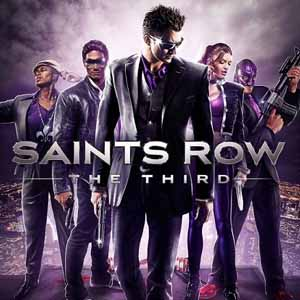 Telecharger Saints Row The Third PS3 code Comparateur Prix