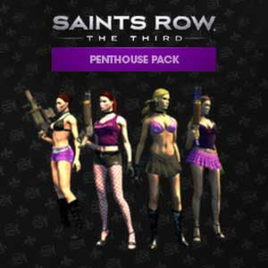 Saints Row The Third Penthouse Pack