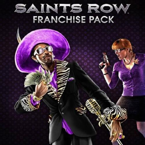 Acheter Saints Row Ultimate Franchise Pack Clé Cd Comparateur Prix
