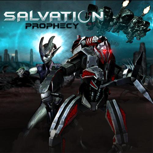 Acheter Salvation Prophecy clé CD Comparateur Prix