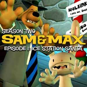 Sam & Max 201 Ice Station Santa