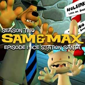 Acheter Sam & Max 201 Ice Station Santa Clé Cd Comparateur Prix