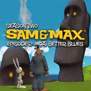 Acheter Sam & Max 202 Moai Better Blues Clé Cd Comparateur Prix