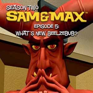 Acheter Sam & Max 205 Whats New Beezlebub Clé Cd Comparateur Prix