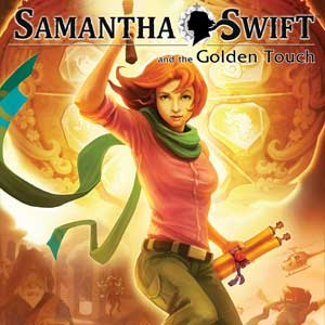 Acheter Samantha Swift and the Golden Touch Clé Cd Comparateur Prix