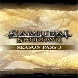 Acheter SAMURAI SHODOWN SEASON PASS 3 Clé CD Comparateur Prix