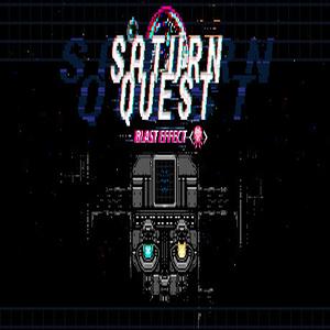 Saturn Quest Blast Effect