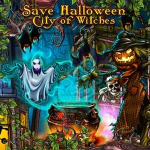 Save Halloween City of Witches