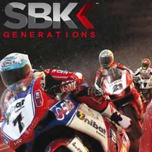 Acheter SBK 12 Generations Clé Cd Comparateur Prix