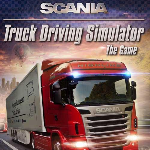 Acheter Scania Truck Driving Simulator Cle Cd Comparateur Prix