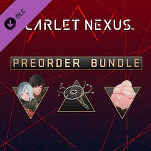 SCARLET NEXUS Pre-Order Bundle