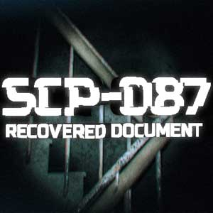 SCP-087 Recovered document