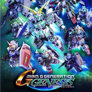 Telecharger SD Gundam G Generation Genesis PS4 code Comparateur Prix