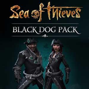 Sea of Thieves Black Dog Pack