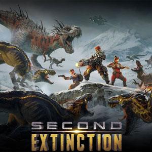 Acheter Second Extinction Clé CD Comparateur Prix