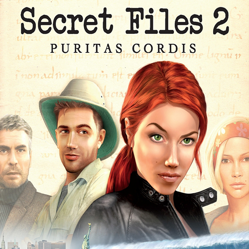 Acheter Secret Files 2 Puritas Cordis Clé Cd Comparateur Prix